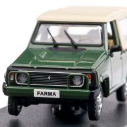 Greek Cars Collection - Nr. 22 - Mava Renault Farma 1983