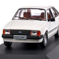 Greek Cars Collection - Nr. 25 - Ford Escort GL 1982