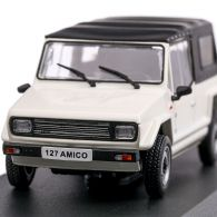 Greek Cars Collection - Nr. 26 - Fiat 127 Amico 1980