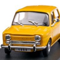 Greek Cars Collection - Nr. 28 - Simca 1000 1962