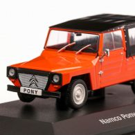 Greek Cars Collection - Nr. 2 - Namco Pony - Citroen 1975