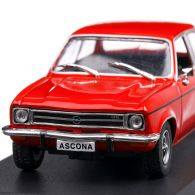 Greek Cars Collection - Nr. 30 - Opel Ascona 1975