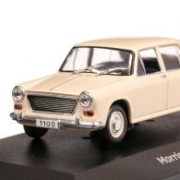 Greek Cars Collection - Nr. 6 - Morris 1100 1967