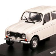 Greek Cars Collection - Nr. 9 - Renault 4 TL 1978