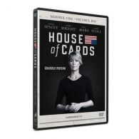 House of Cards -  Sezonul 1, Vol 2