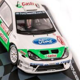 Colectia Raliul Monte Carlo Nr. 13 - Ford Focus RS WRC Rallye 2005 Eaglemoss