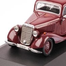 Mercedes-Benz 170 V(W136) 1949, macheta auto scara 1:43, visiniu, carcasa plexic, Magazine models