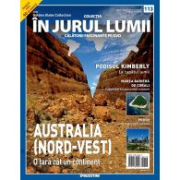 In jurul lumii nr. 113 - Australia Nord-Vest