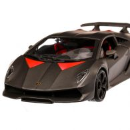 Lamborghini Sesto Elemento 2010, macheta auto scara 1:24, gri mat, Bburago