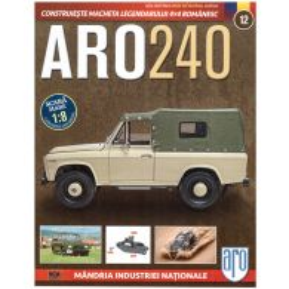 Macheta ARO 240 kit construibil Eaglemoss nr. 12