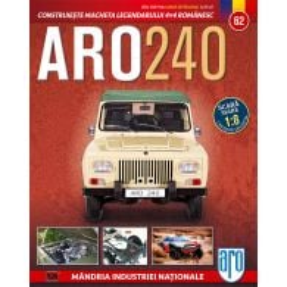 Macheta ARO 240 kit construibil Eaglemoss nr. 62