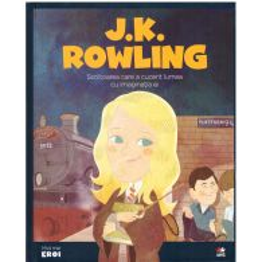 Colectia Micii mei eroi nr.60 - J.K. Rowling - coperta