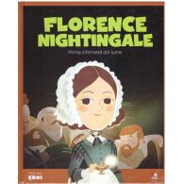 Colectia Micii mei eroi nr.48 - Florence Nightingale