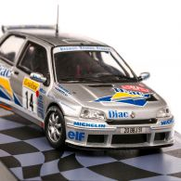 Colectia Raliul Monte Carlo Nr. 64 - Renault Clio Maxi - 1995
