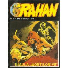 "Rahan nr.11 - Insula ""mortilor vii"""