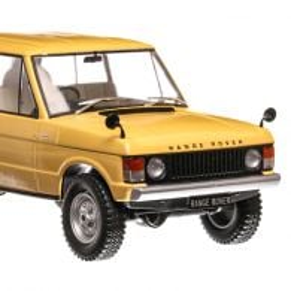 Range Rover 3.5 V8 1972, macheta auto, scara 1:24, crem, WhiteBox