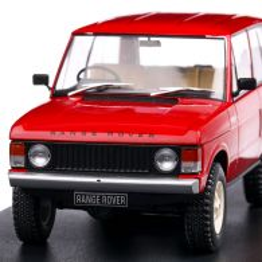 Range Rover RHD 1972, scara 1:24, rosu, White Box
