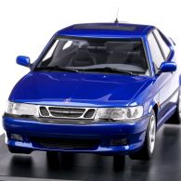 Saab 9-3 Viggen Coupe 1998, macheta auto scara 1:18, albastru, DNA Collectibles