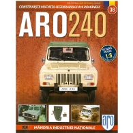 Macheta ARO 240 nr.38 - coperta - magazinulcolectionarului.ro