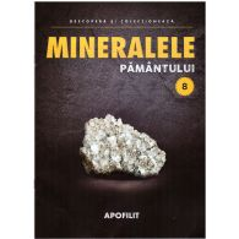 Mineralele pamantului nr.7 - Argat Albastru - coperta