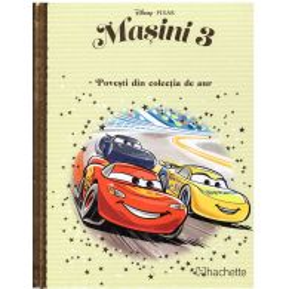 Povesti din colectia de aur Disney Nr. 129 - Masini 3