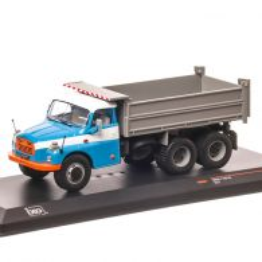 Tatra T 148 S3 1977, macheta autobasculanta scara 1:43, albastru cu gri, IXO