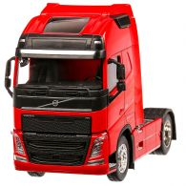 Volvo FH (4x2), macheta camion, scara 1:32, rosu, Welly