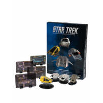 Set 4 navete spatiale Star Trek