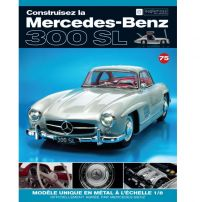 Macheta Mercedes-Benz 300SL Gullwing nr.75 - kit construibil - EAGLEMOSS COLLECTION
