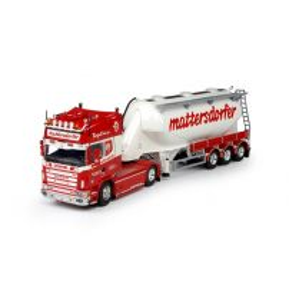 Scania 4 Series Topline cu semiremorca Feldbinder - Mattersdorfer