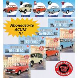Abonament Colectia Automobile de neuitat pachetul nr. 1 - nr. 2 si 3