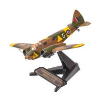 Airspeed Oxford MP425/G-AITB 1941, macheta avion scara 1:72, camuflaj, Oxford