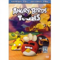 Angry Birds - Toons  sezonul 2 volumul 1
