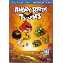 Angry Birds - Toons  sezonul 2 volumul 2