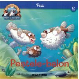 Animale marine nr.19 - Pestele-balon