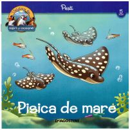 Animale marine nr.5 - Pesti - Pisica de mare