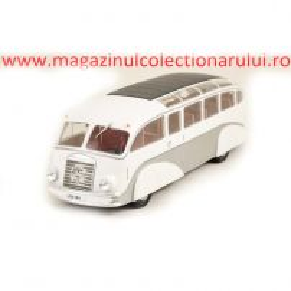 Autobuzele lumii stars nr.11 - MERCEDES BENZ L0 3100 - 1936