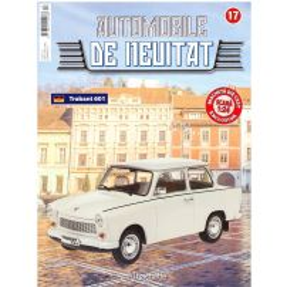 Automobile de neuitat nr.17 - Trabant 601 - coperta