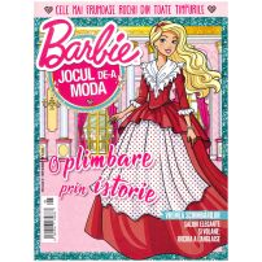 Barbie - Jocul de-a moda - Serata la Paris - Nr.5 - coperta