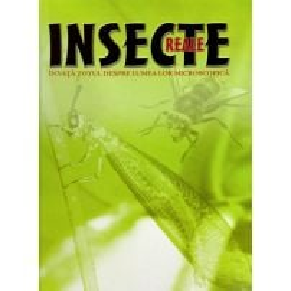 Biblioraft Insecte reale