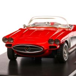 Chevrolet Corvette XP-700 Roadster Concept 1959, macheta auto, scara 1:43, rosu, Neo