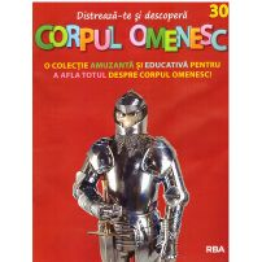 Distreaza-te si descopera corpul omenesc 2020 Nr. 30