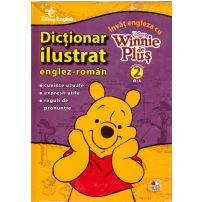 Dictionar ilustrat englez-roman - Winnie de Plus - vol 2
