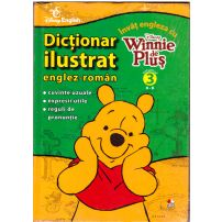 Dictionar ilustrat englez-roman - Winnie de Plus - vol 3