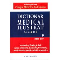 Dictionar medical ilustrat de la a la z - vol.9
