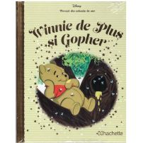 Povesti din colectia de aur Disney Nr. 105 - Winnie de Plus si Gopher