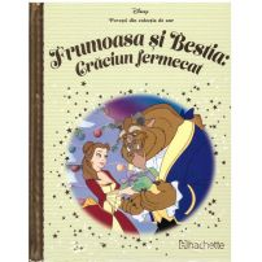 Povesti din colectia de aur Disney Nr. 95 - Frumoasa si Bestia: Craciun fermecat
