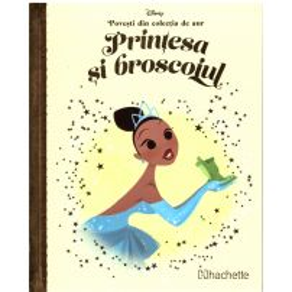 Povesti din colectia de aur Disney Nr. 13 - Printesa si broscoiul