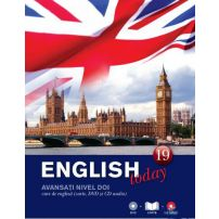 English today - Curs de engleza (Carte, DVD si CD audio) - Vol. 19
