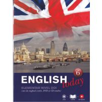 English today - Curs de engleza (Carte, DVD si CD audio) - Vol. 6